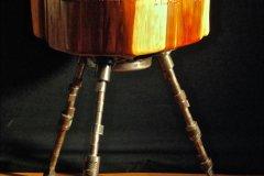 Cedar Topo Table