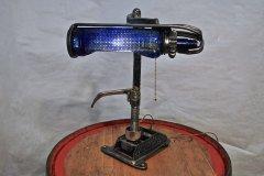 Desk Lamp Blue