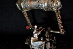 F Head Lamp