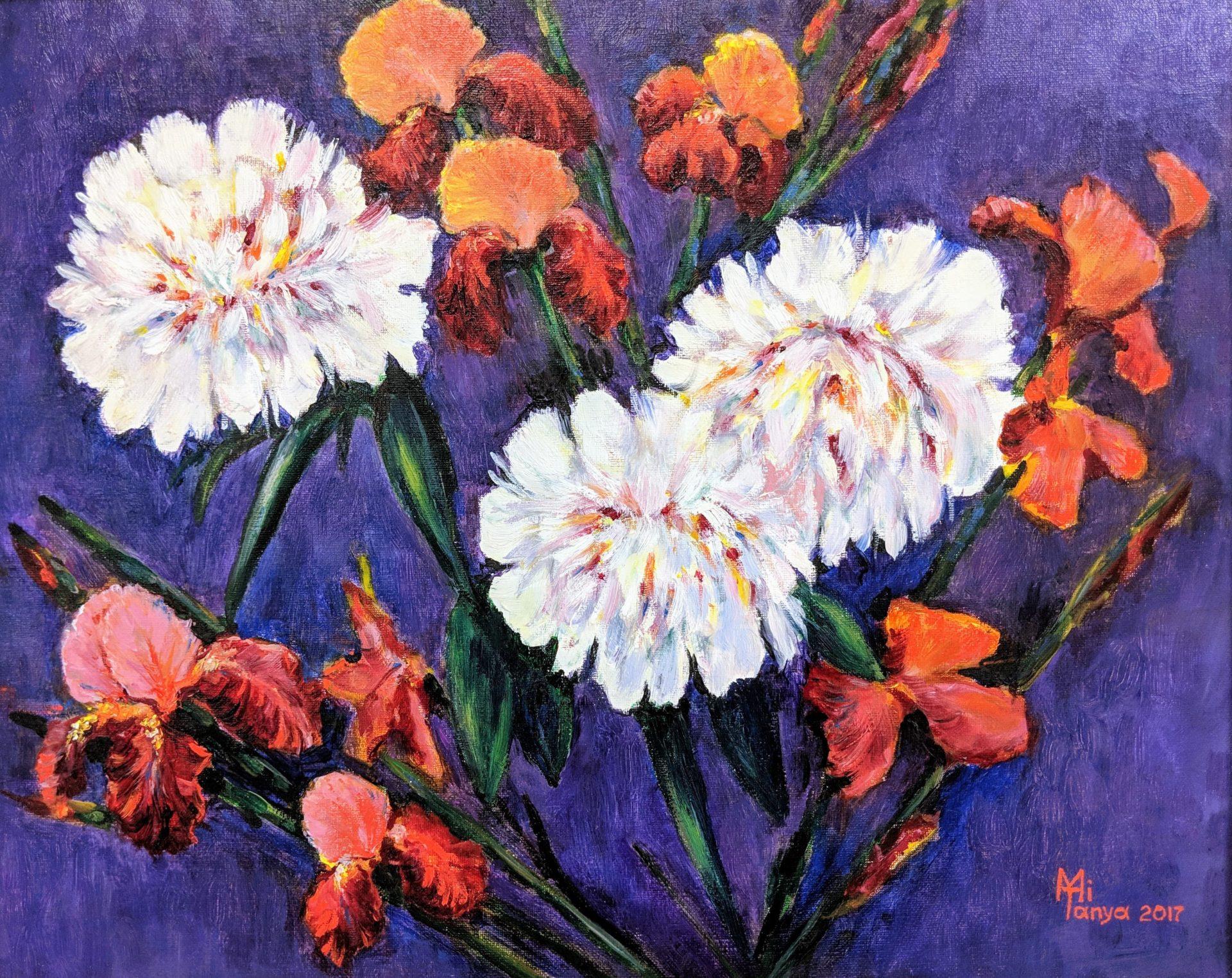 Flowers Salute