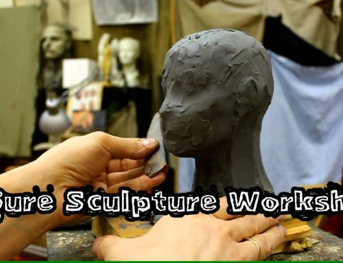 "Workshop ""Figure Sculpture"" for teens and adults"