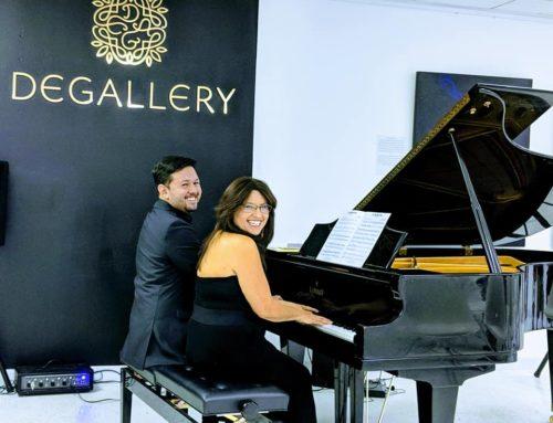 Piano recital by Alessandro Hernandez & Karine Gil