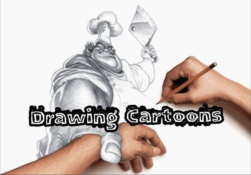 Drawing Cartoons Class