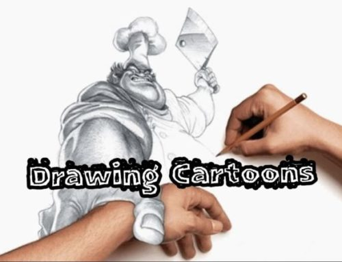 Drawing Cartoons