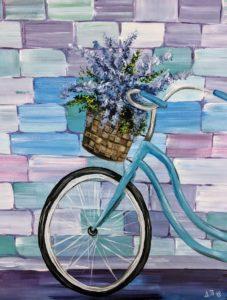 Lilac Bike