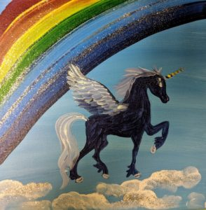 Rainbow and Pegasus
