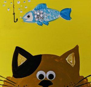 Cat & Fish