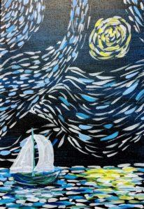 Ocean Van Gogh