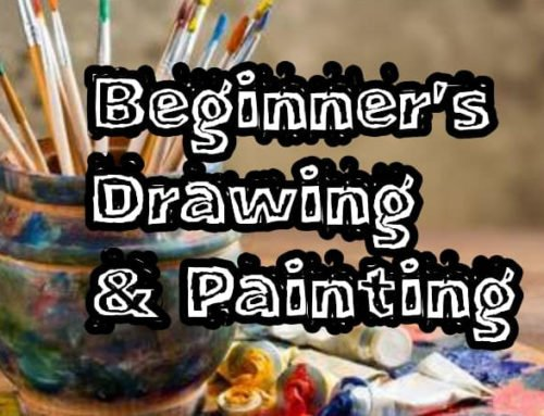 Beginner's Drawing & Painting