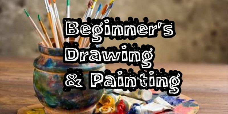 beginners-drawing-painting