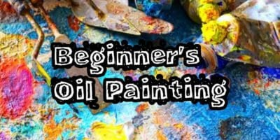 beginners oil painting class