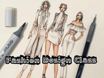 fashion design class