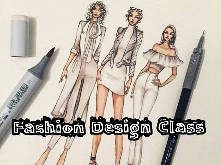 fashion design class
