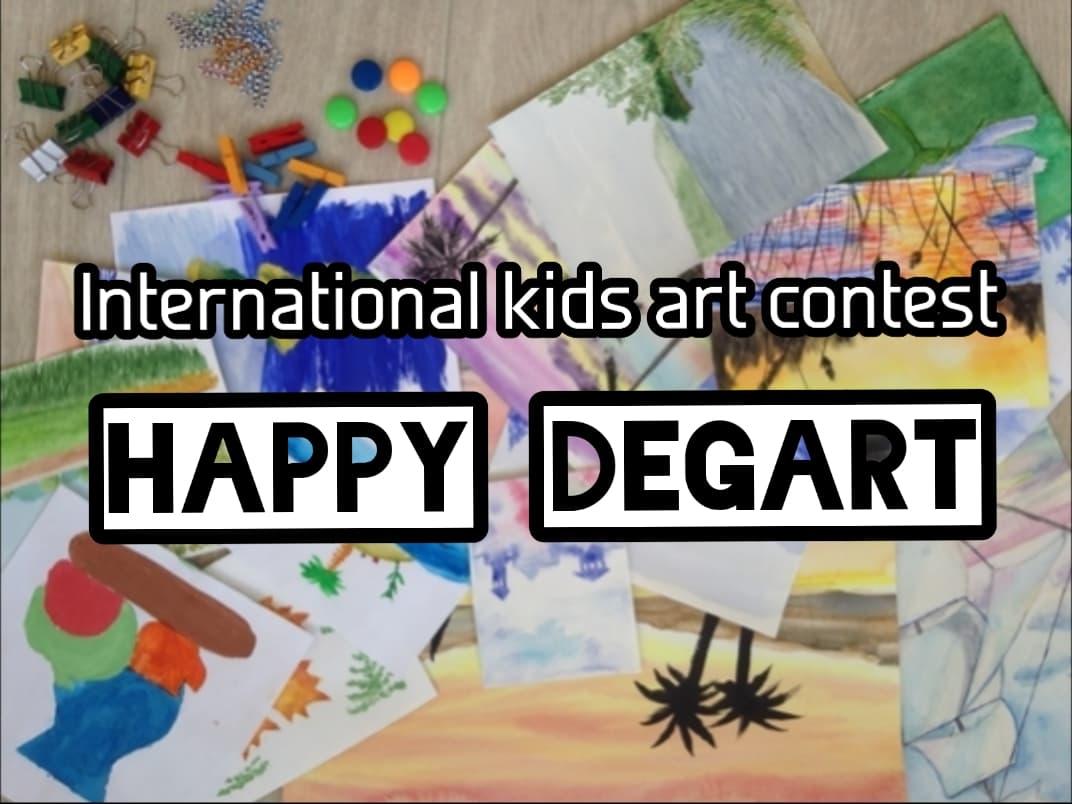 International kids Art Contest